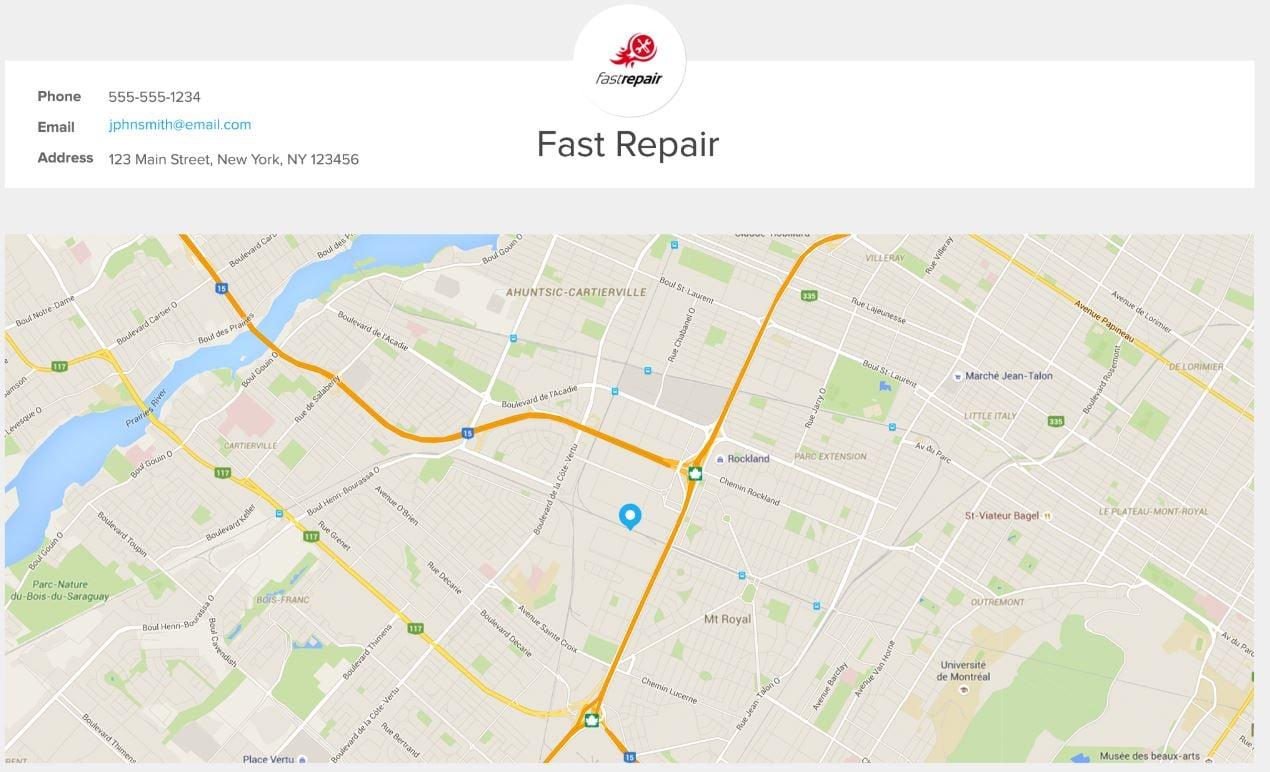 Repair Providers